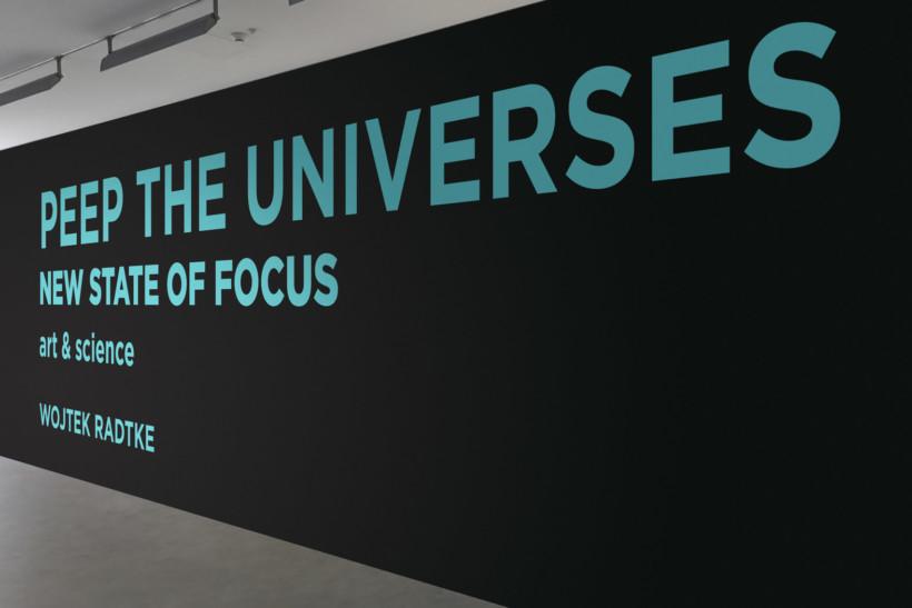 PEEP THE UNIVERSES